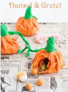 Calabazas de chuches Hansel & Gretel